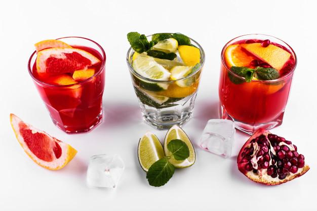 Recette de cocktails aphrodisiaques