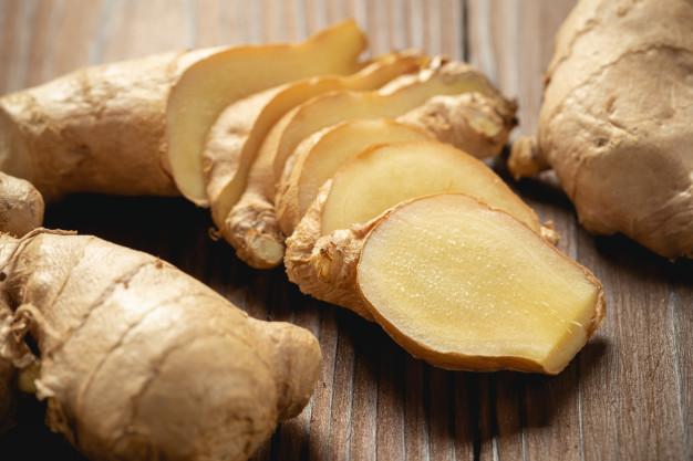 Manger du gingembre cru pour bander