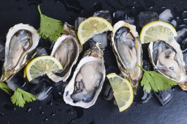 Manger des huîtres pour booster la testostérone.