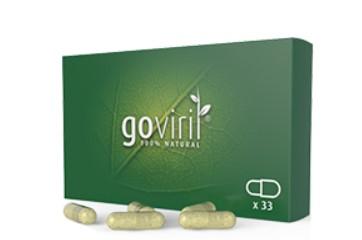 GoViril : notre avis sur la pilule qui booste naturellement la virilité.